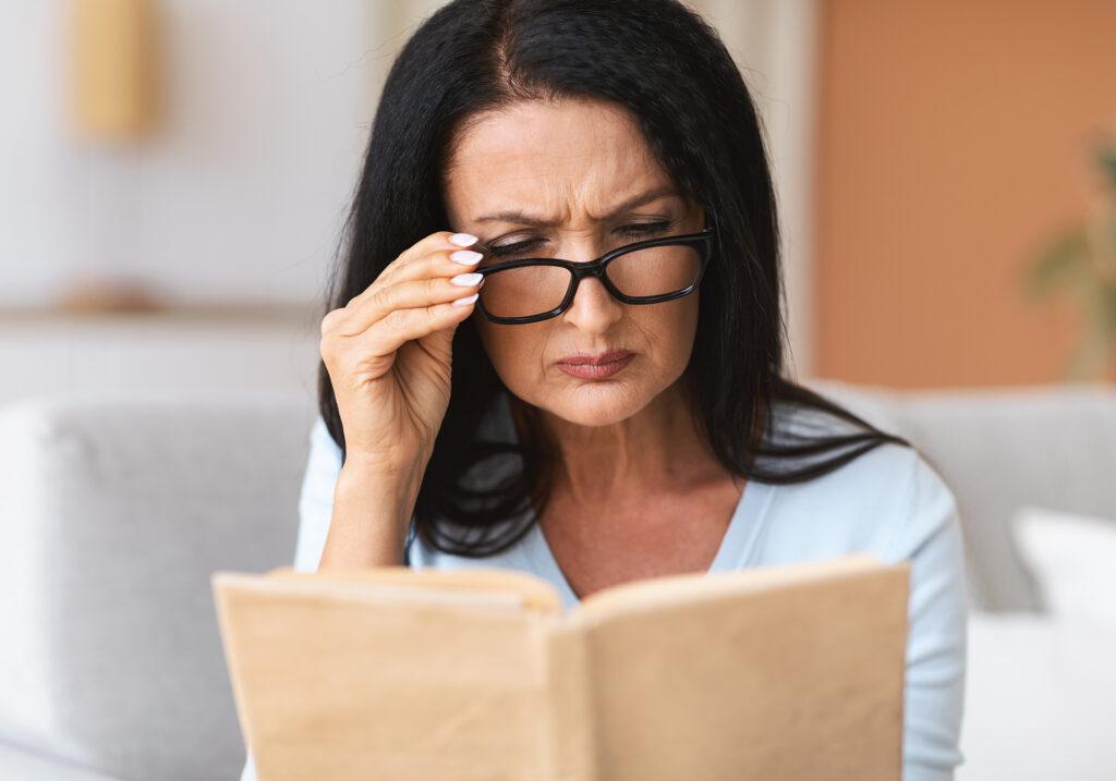 ¿Se puede operar la presbicia o vista cansada?