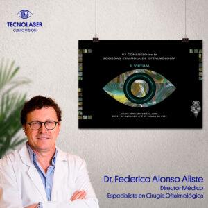 Dr. Federico Alonso en el 97 Congreso SEO